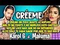 Karol G Maluma - Créeme (Letra)