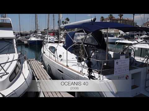Video Oceanis 40 Owner Version