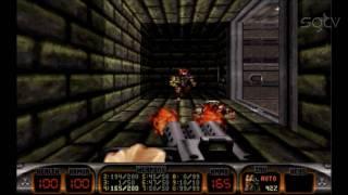 """Пилот:Вашему вниманию предлагается пилотный выпуск «Ретрозора». Сегодня мы Вам расскажем о том, что творилось в мире в январе 1996 года.Старости:Нинтендо продемонстрировала рабочую версию Nintendo 64.Sun Microsystems выпустила первую версию языка Java.Motorola анонсировала сотовый телефон Motorola StarTAC.И немного о кометах.Одним глазком:Лаконичные обзоры Warcraft II, Tekken и The Terminator: Future Shock.Личный досмотр:Пристально обращаем внимание на Duke Nukem 3D и неожиданный бонус.Минутка предсказаний:Заглянем в 2007 и посмотрим на один из главных шутеров этого года.Риторический вопрос:Попытаемся найти ответ на извечный вопрос: """"Куда герои игр складывают столько оружия?"""""""
