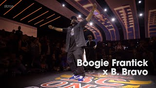 Boogie Frantick × B. Bravo – Red Bull BC One Showcase in Los Angeles