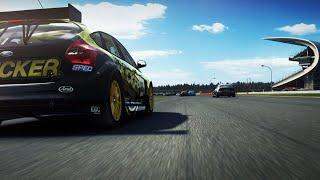 GRID Autosport Nintendo Switch Trailer by GameTrailers