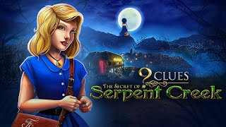 9 Clues: Serpent Creek videosu