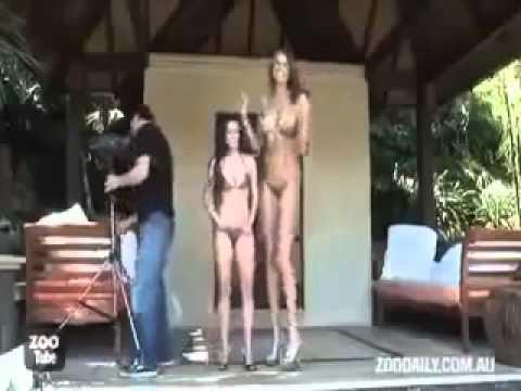 اطول امرأة بالعالم