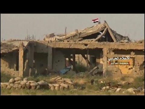Κερδίζουν έδαφος οι δυνάμεις του Άσαντ