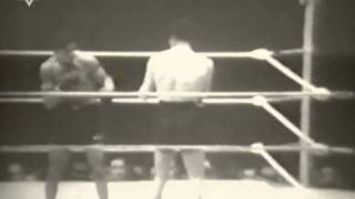 Max Baer Vs Joe Louis (September 24, 1935)