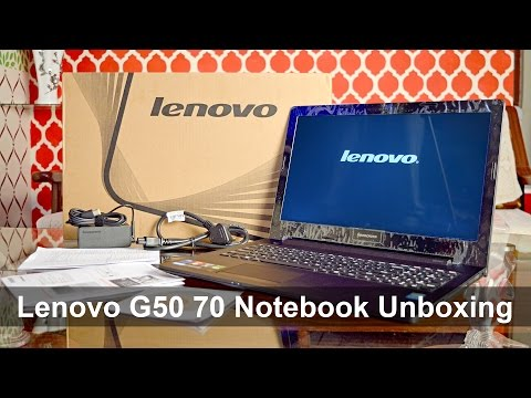 Lenovo G50 70 Notebook | 4th Gen Ci3/ 4GB/ 1TB/ Free DOS | King Tutorials