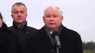 Kaczyński tłumaczy niskie ceny węglowodanów.