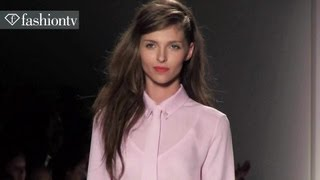 Marissa Webb Spring/Summer 2014 | MB New York Fashion Week NYFW | FashionTV