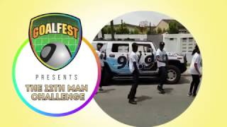 GoalFest 2017   June 3, 2017  Federal Palace Hotel, Convention Centre, V.I You and your crew can be the overnight sensation with the chance to make cool cashy and poerform on the Goalfest main stage with super stars, upload video to YouTube and send link to goalfestnigeria@gmail.com #12thManChallenge