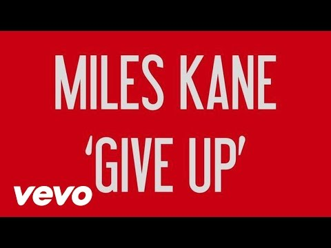 Lyric Video | Give Up