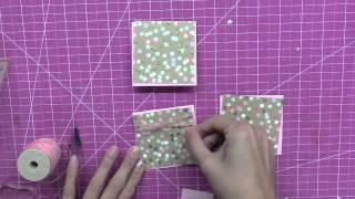 Mini Card Gift Set using Me & My Big Ideas Paper.