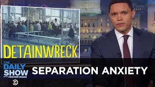 Video Separation Anxiety | The Daily Show MP3, 3GP, MP4, WEBM, AVI, FLV Oktober 2018