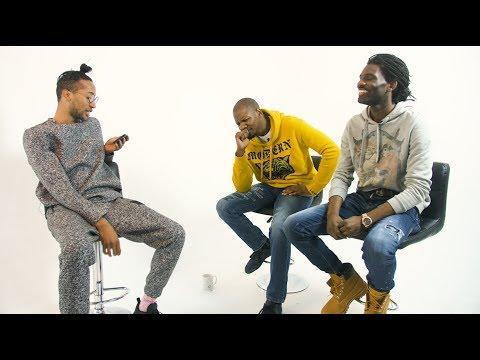 GIGGS VS WRETCH 32 | THE LYRIC QUIZ (HOSTED BY POET) @officialgiggs @Wretch32
