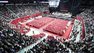 Graduation Day Timelapse