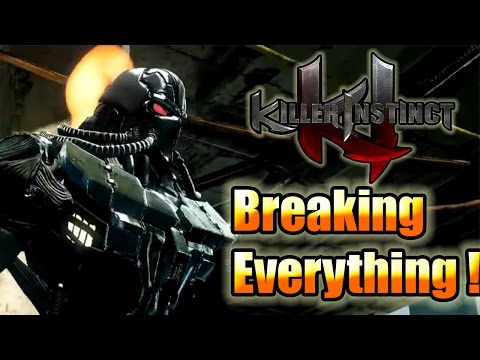 Killer Instinct: Season 2 ONLINE - Episode 9 - Breaking Everything !