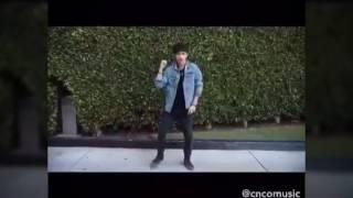 CNCO nos enseña a bailar Reggaeton Lento en Musical.ly