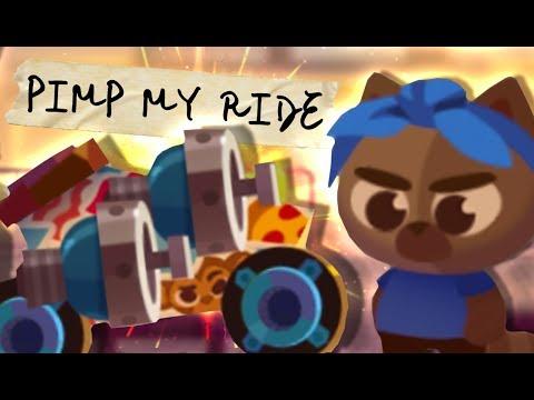 PIMP MY RIDE | CATS: Crash Arena Turbo Stars (PART 4) | Gameplay,