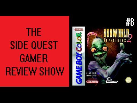 Oddworld Adventures 2 Game Boy