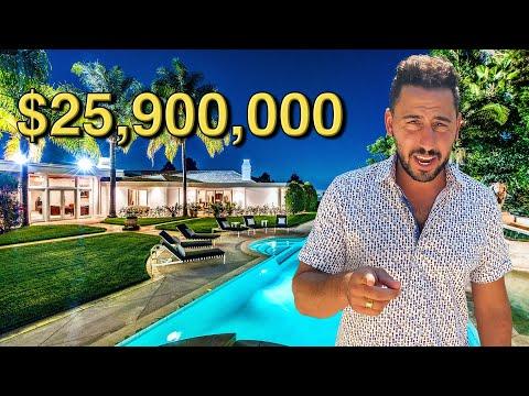 INSIDE a $26,000,000 TROUSDALE ESTATES MANSION | JOSH ALTMAN | REAL ESTATE | EPISODE #68