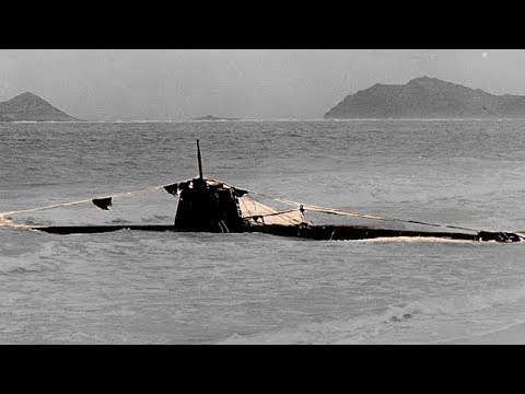 SUBMARINE ALERT | Richard Arlen | Full Length War Movie | English | HD | 720p