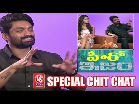 ISM Movie Team In Special Chit Chat | Kalyan Ram | Aditi Arya | Puri Jagannadh | V6 News