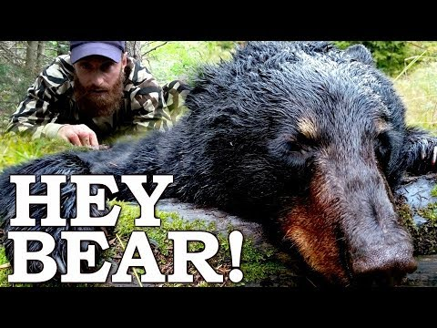 Catch And Cook {Clean} THIS Black BEAR In SURVIVAL CHALLENGE! | REAL LIFE Red Dead Redemption Ep2