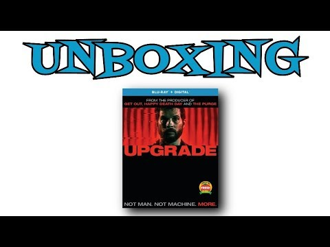 Upgrade Blu-Ray Unboxing