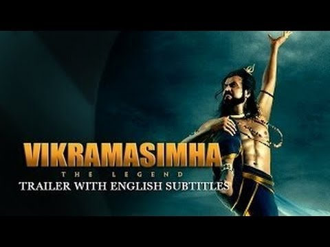 Video Vikramasimha - The Legend - Official Trailer With English Subtitles download in MP3, 3GP, MP4, WEBM, AVI, FLV January 2017