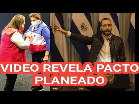 FILTRAN VIDEO PACTANDO FRAUDE ARENA Y FMLN CONTRA N.I