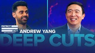 Hasan Puts #YangGang To The Test | Deep Cuts | Patriot Act with Hasan Minhaj | Netflix