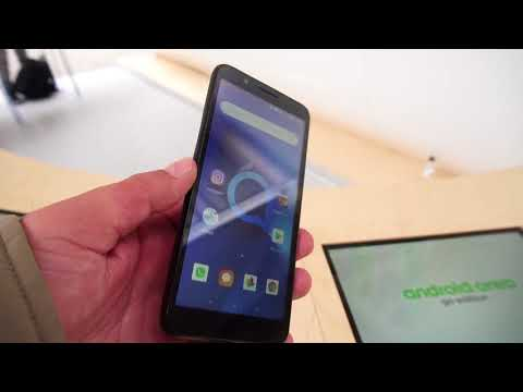 Alcatel 1X: First Look | Hands on | Launch| MWC 2018