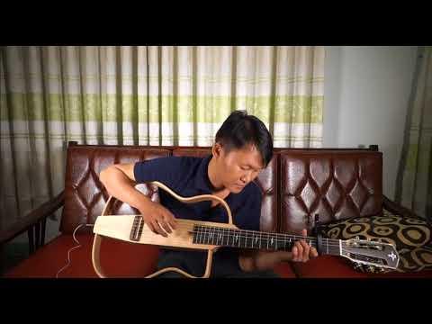 xin lam nguoi xa la  guitar (cover) - Thời lượng: 5 phút và 56 giây.