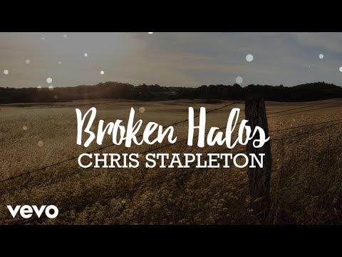 Video Chris Stapleton - Broken Halos (Lyrics) download in MP3, 3GP, MP4, WEBM, AVI, FLV January 2017