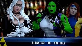FWF Minisode 29: She Hulk vs The Black Cat