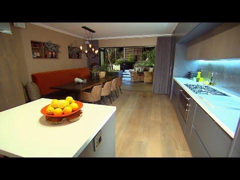 A Debut interior design for Stefan Norval