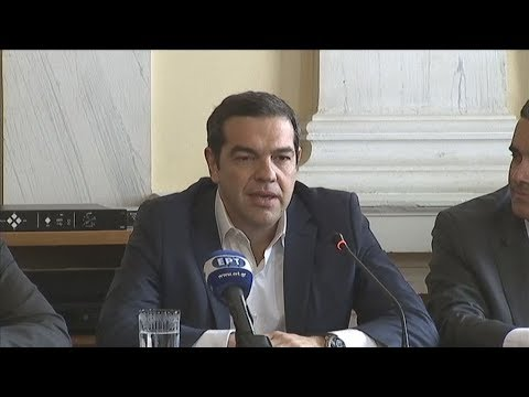 Στη Σύρο ο Αλ. Τσίπρας για τα εγκαίνια της ηλεκτρικής διασύνδεσης των Κυκλάδων