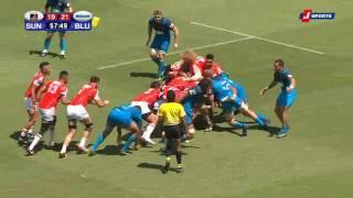Sunwolves vs Blues Rd.17 Super Rugby Video Highlights 2017