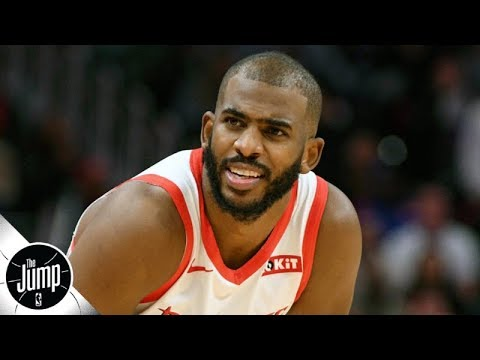 Video: Chris Paul's contract is 'so atrocious' that OKC has to keep him for now - Nick Friedell | The Jump