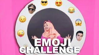 Video EMOJI CHALLENGE With Fatimah Halilintar MP3, 3GP, MP4, WEBM, AVI, FLV Maret 2018