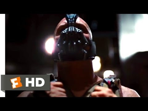The Dark Knight Rises (2012) - Broken Bat Scene (3/10) | Movieclips