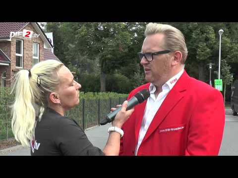Interview mit Willi Wonder in Xanten