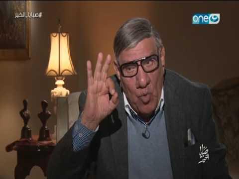 شاهد- مفيد فوزي يطلب من ريهام سعيد مصالحته على هذا المخرج