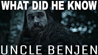 Video Benjen Stark Knew The Truth About EVERYTHING? - Game of Thrones Season 8 (End Game Theory) MP3, 3GP, MP4, WEBM, AVI, FLV Oktober 2018