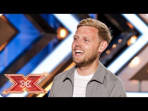 Gary Barker hopes to go from pops to pop star! | Auditions Week 3 | The X Factor 2017_TV műsorok, celebek és extrém időjárás videók toplistája