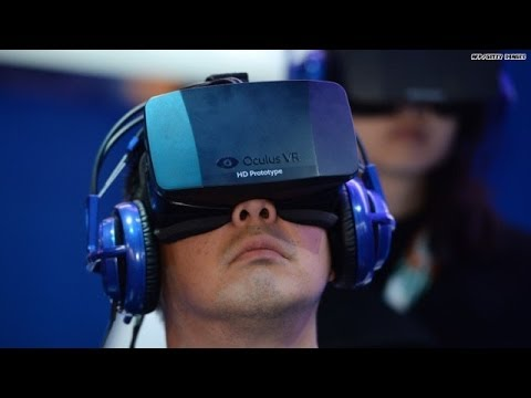Facebook's $2 billion virtual reality buy