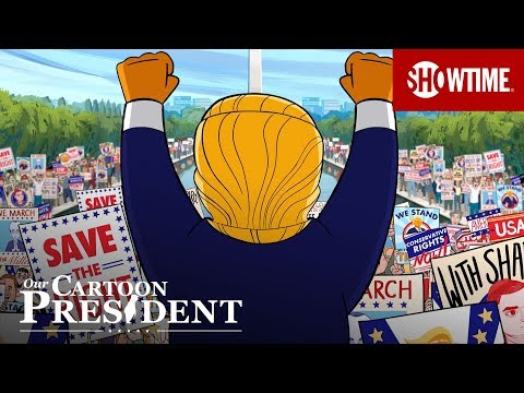 'Save the Right' Ep. 9 Official Trailer | Our Cartoon President | Season 2