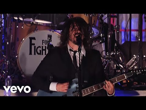 Everlong (Live on Letterman)