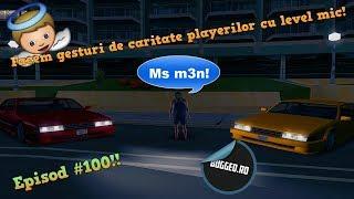 Un nou episod, acesta fiind al 100-lea pe serverul Blue Bugged, asa ca am decis sa ofer cateva masini din DS playerilor cu level...