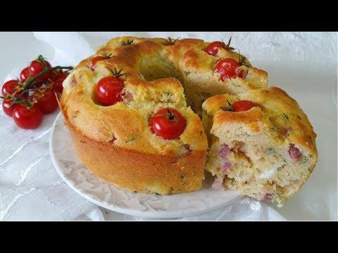 torta rustica sofficissima - ricetta