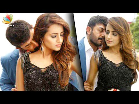 Video Trisha & Aravind Swamy's Steaming Hot romance in Sathuranga Vettai 2 | Latest Shooting Spot News download in MP3, 3GP, MP4, WEBM, AVI, FLV January 2017